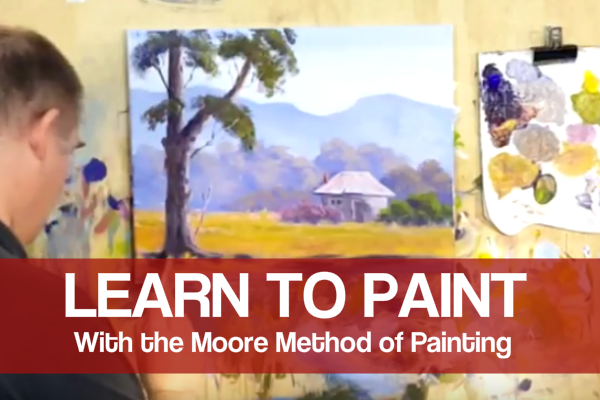 Learn to paint tv learn to paint for beginners in for Learn to paint with oils for free