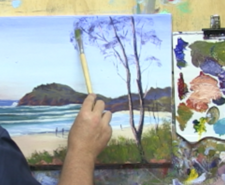 Learn How to Paint Water Like a Pro: Free Tutorial Download