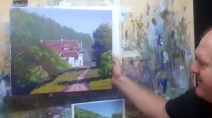 beginners oil painting lessons archives learn to paint tv